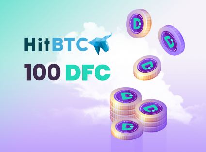 Airdrop for HitBTC Users!
